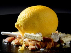 Dessert by Nigel Haworth of Northcote
