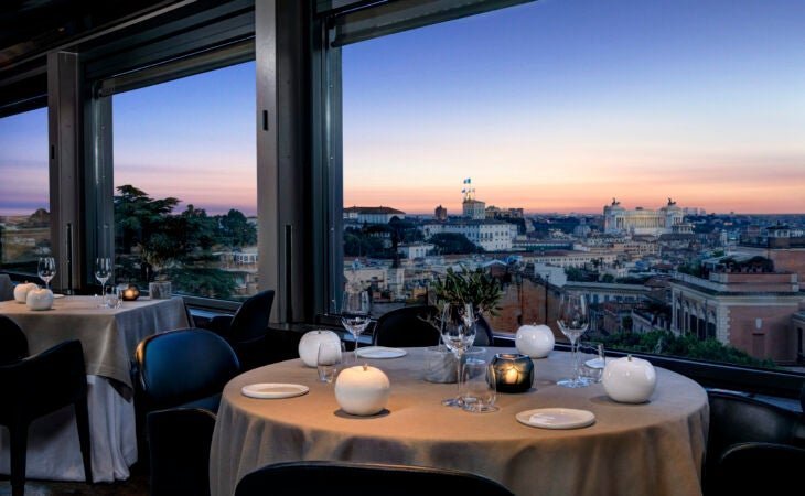 The 10 Best Restaurants In Rome Where To Eat And What To Order Elite Traveler