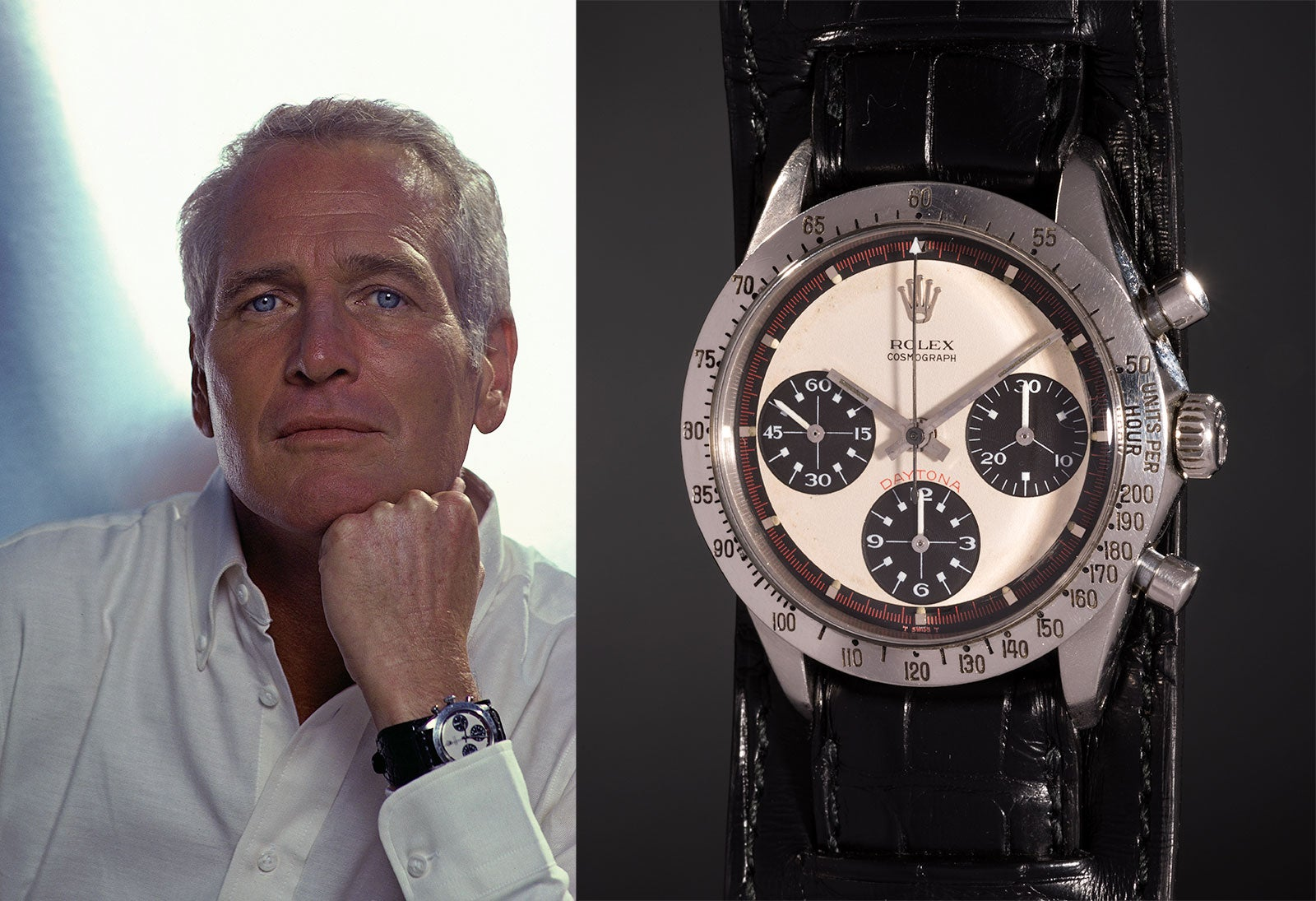 Paul Newman S Rolex Sells For Record 17 8 Million Elite