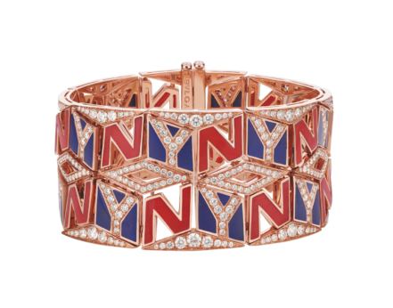 Bulgari New York Collection bracelet ref. B944