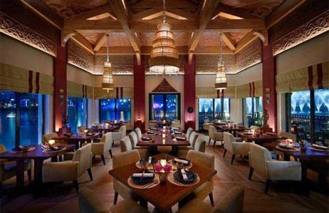 thiptara - best restaurants in dubai