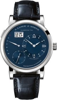 a lange and sohne watchtime new york
