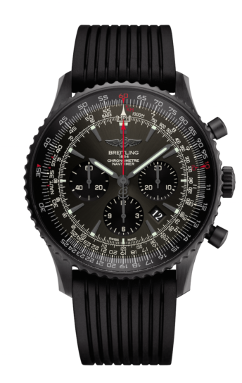 Breitling Navitimer 01 Blacksteel LJRG watch