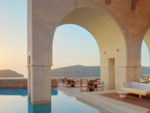 Where to stay in Elounda