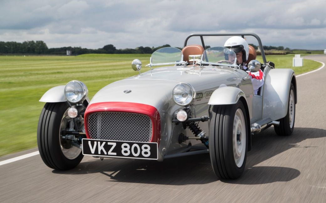 Caterham Seven The Scariest Yet Most Enjoyable Car Ever Made Elite Traveler