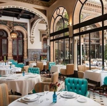 Best restaurants in Seville