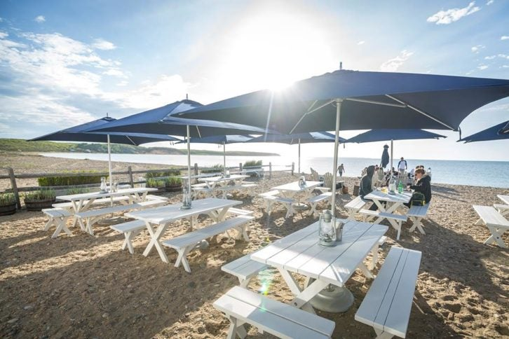navy beach - date ideas in the hamptons