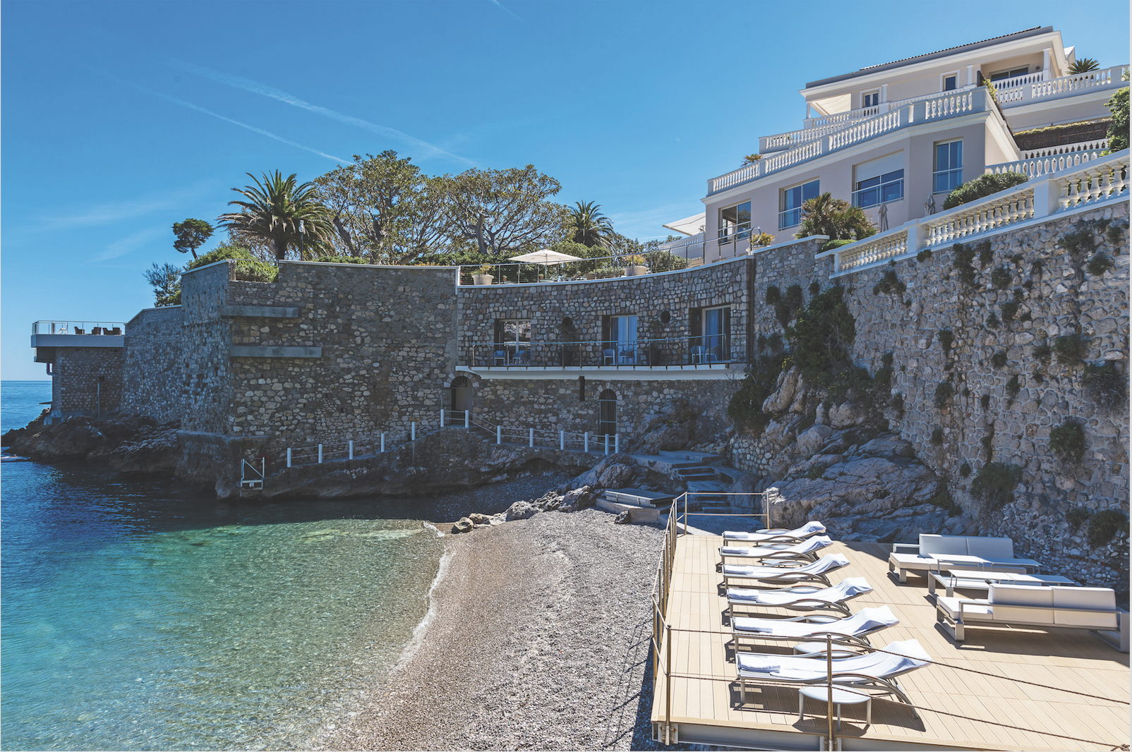 Cap estel ze france elite traveler for Top 100 hotels