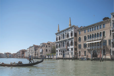 aman venice - top 100 hotels