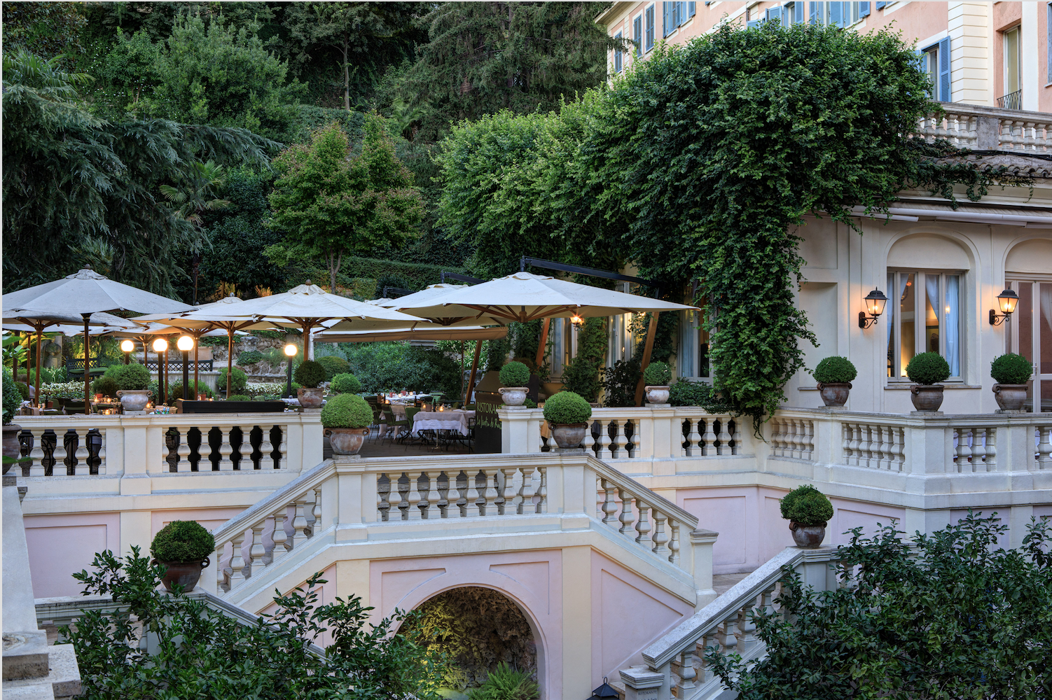 Hotel de russie a rocco forte hotel rome italy elite for Top 100 hotels