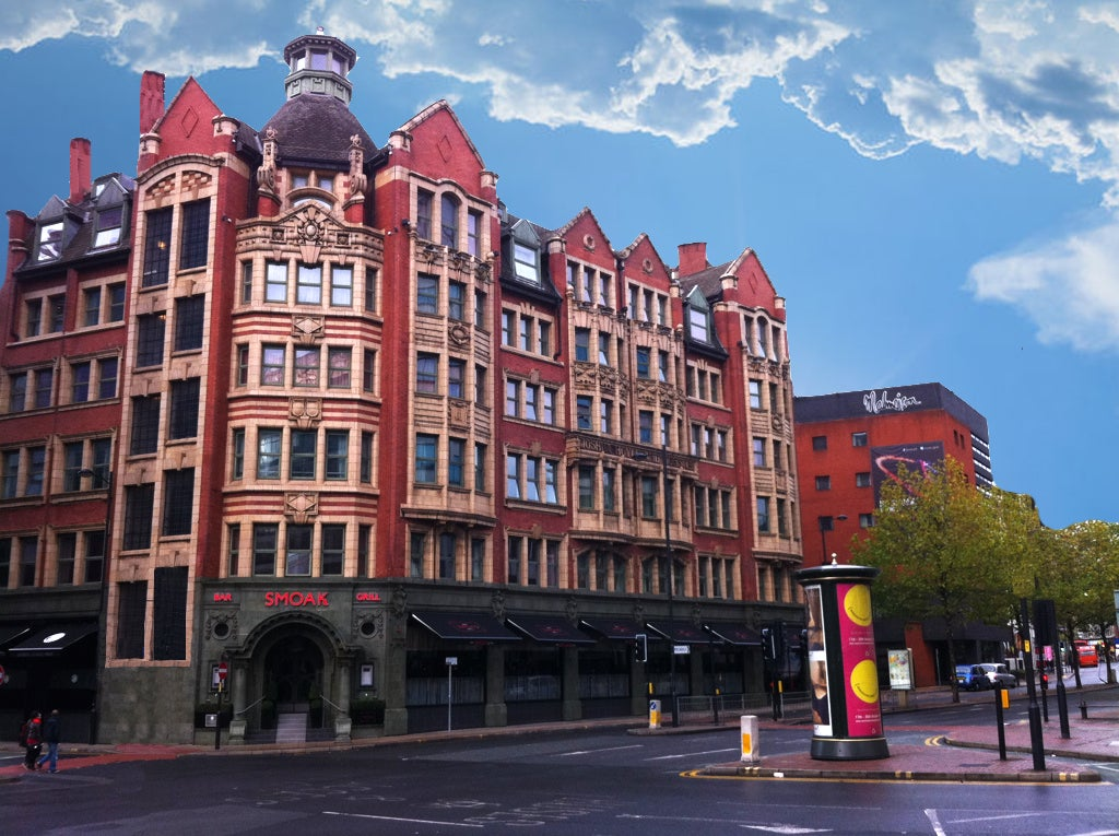 Boutique Hotels Manchester City Centre