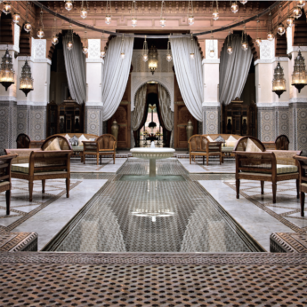 royal mansour - top 100 hotels