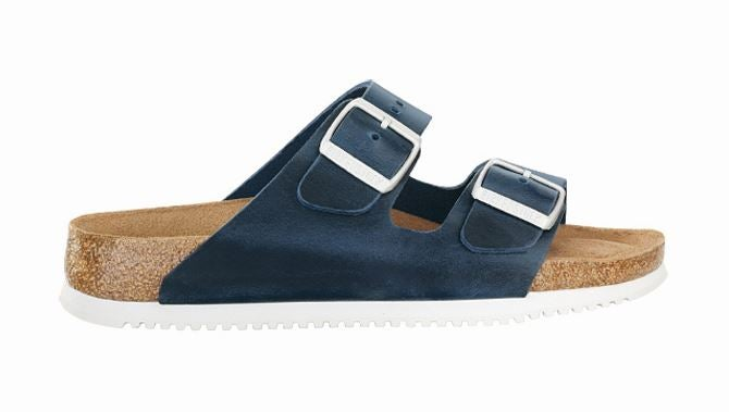 d3e536f9af57 The Arizona is the classic Birk you see on everyone from hipsters in Tulum  to hippies in Thailand—and now the fashion crowd. With  super grip  soles