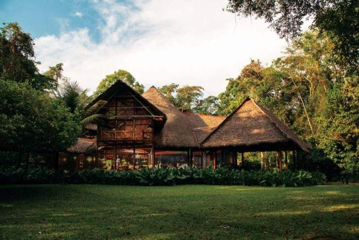 eco lodges