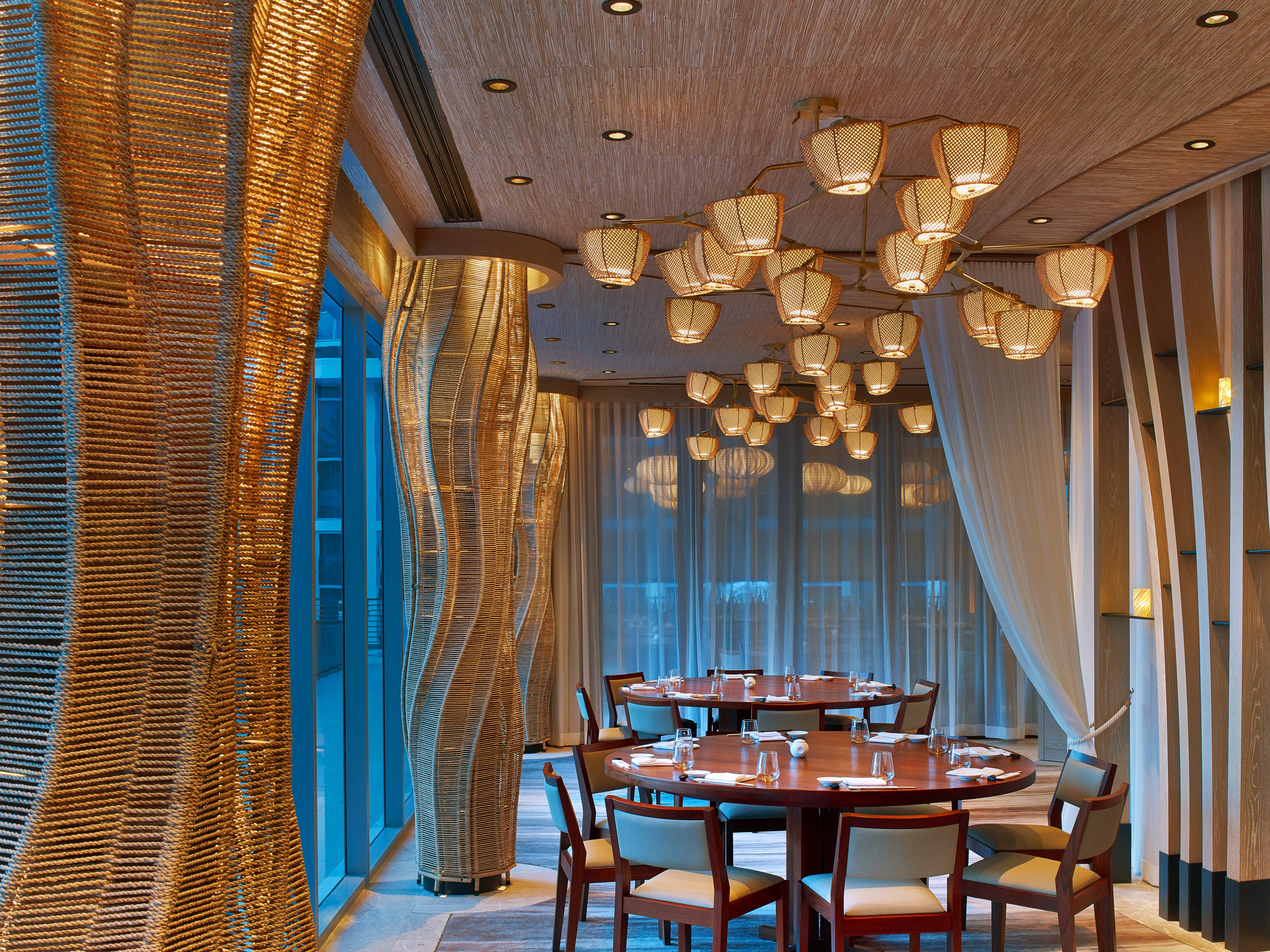 And As Well Being The Setting For Highly Acclaimed Nobu Restaurant Bar Hotel Now Houses Farm To Table Malibu