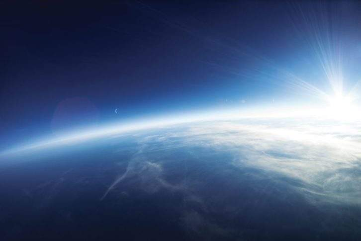 A Part Of The Atmosphere Once Reserved Exclusively For Astronauts Near Space Is Now Becoming Destination Daring Civilians
