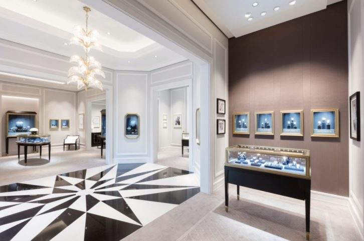 The Revered Luxury Brand Behind The Watchmaker Who Was Dubbed The U201cKing Of  Diamondsu201d During His Lifetime, The House Of Harry Winston, Has Announced  The ...