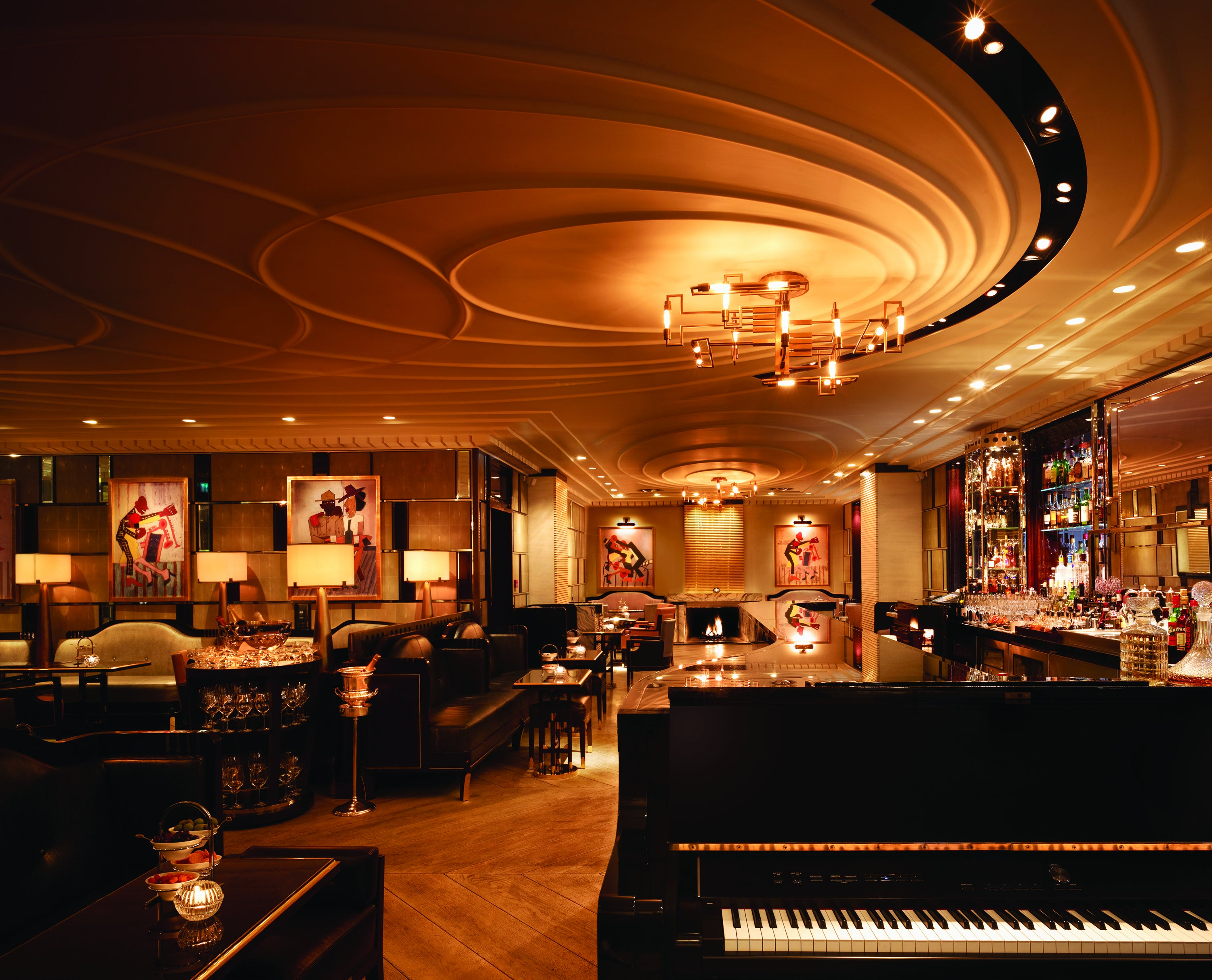 Bassoon Bar in Corinthia London