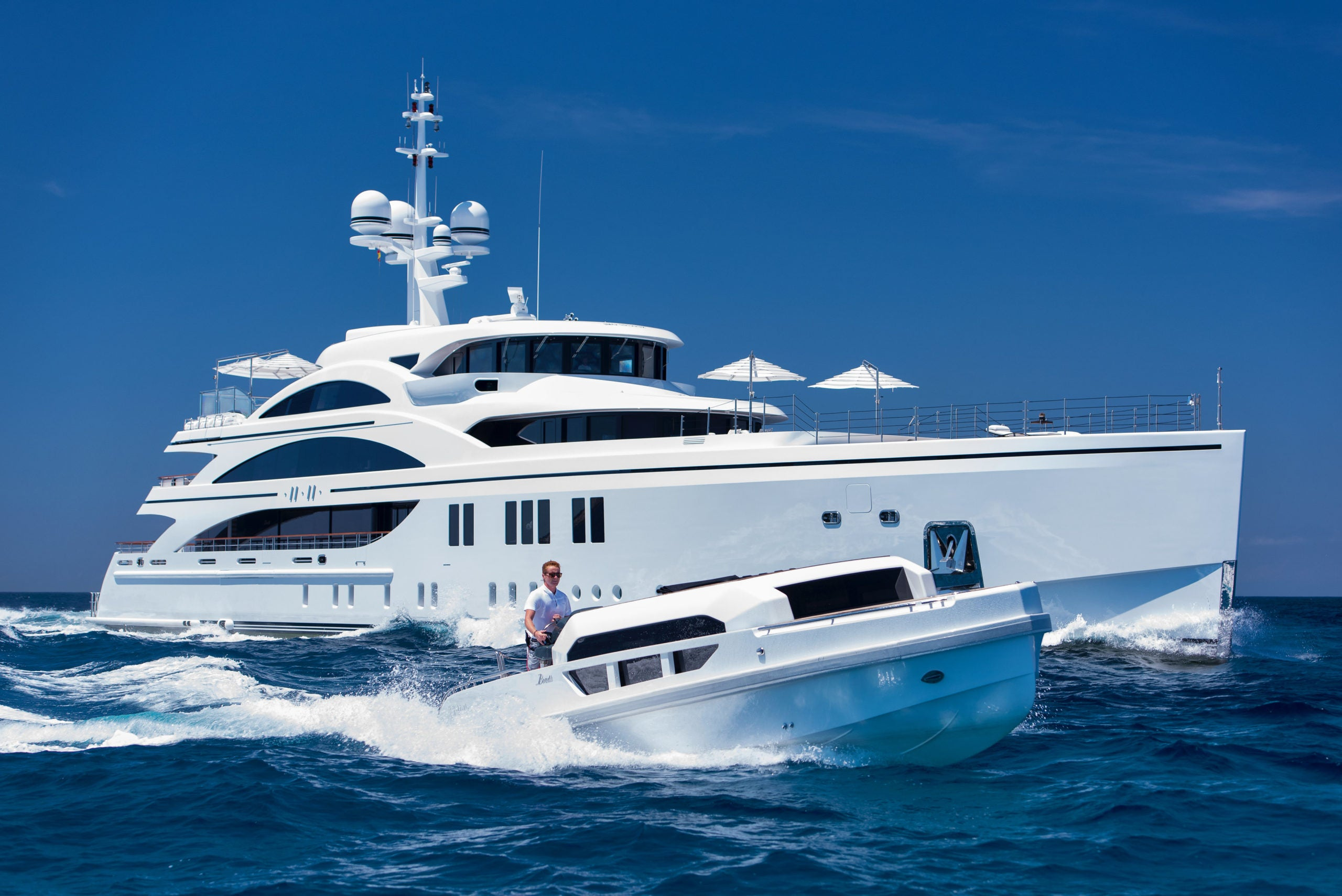 Yachts to charter