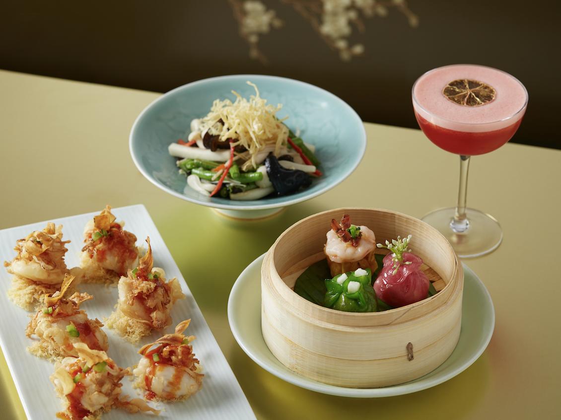 Yauatcha Review
