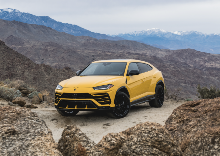 Lamborghini Urus - First Drive | Elite Traveler