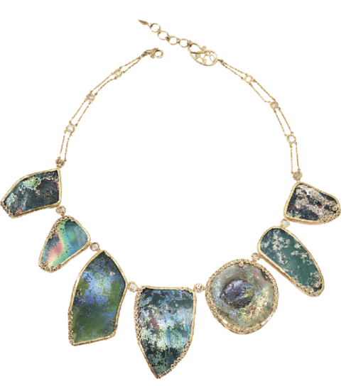 Natural Wonders: Jewelry Inspired by Nature's Curves   Elite Traveler