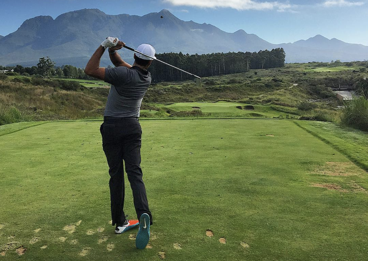 Five Of The Best Golf Courses In South Africa