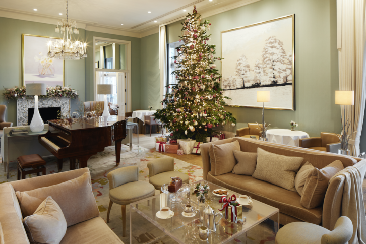 Christmas at Coworth Park