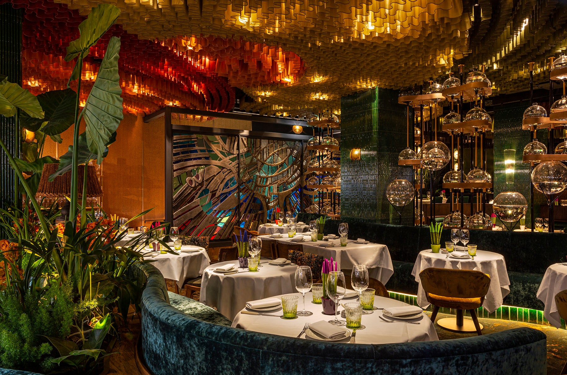Amazónico London Review The Jungle Comes To Mayfair Elite
