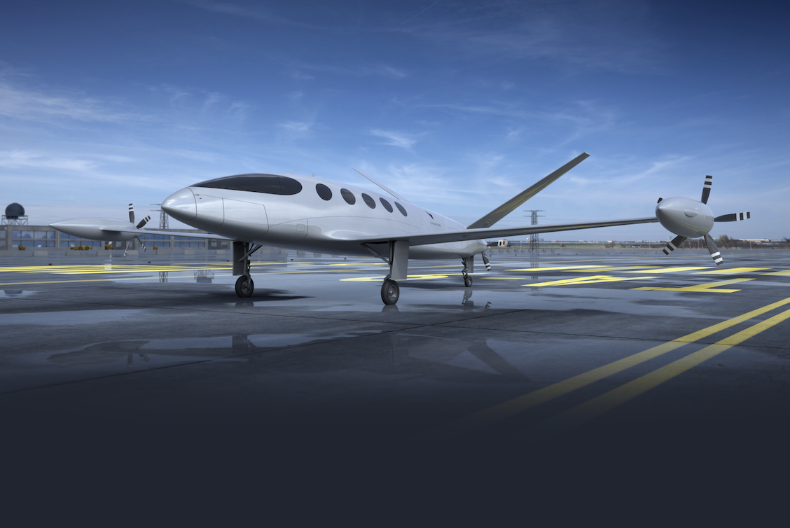 Eviation Alice: The Future of Private Aviation is Electric | Elite Traveler