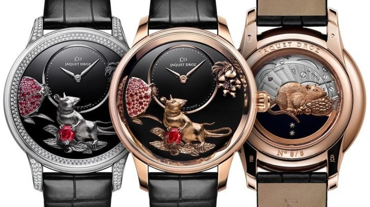 Year of the Rat Watches
