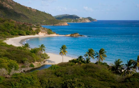luxury guide Antigua