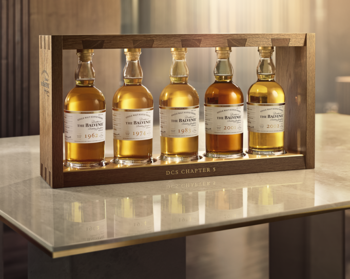 The Balvenie DCS Compendium Series