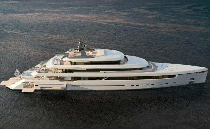 Starlight Superyacht