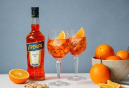 Aperol Spritz Perfect Serve