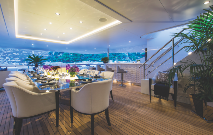 Best Charter Yachts for Gourmands