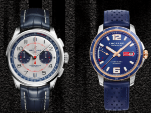 Auto-Inspired Watches for Men