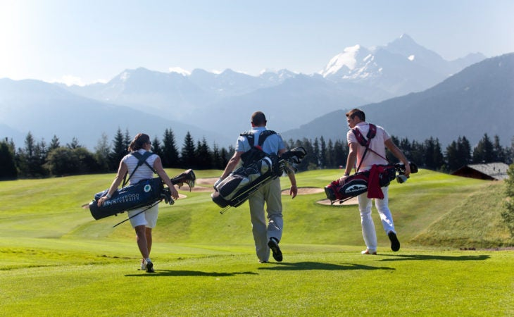 Alpine Golf Courses