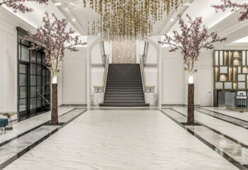 Four Seasons foyer