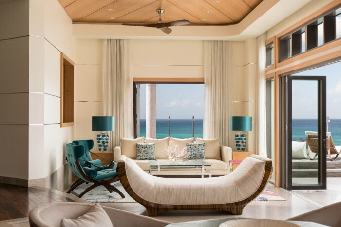 Penthouse Suite at Ritz-Carlton Grand Cayman
