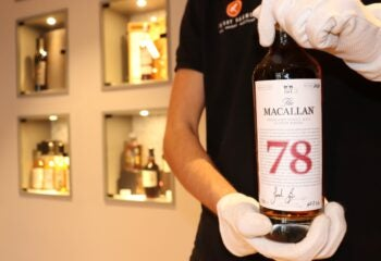 Macallan 78 Year Old
