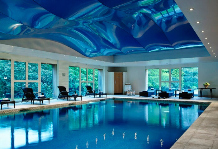 Grayshott Spa pool