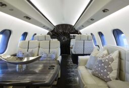Private Jet Interior Designers
