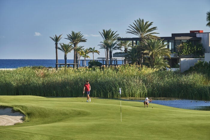 four seasons resort los cabos golf course travel gift