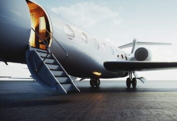 Designing the most luxurious private jet interiors