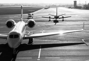 Can you fly private jets during lockdown?