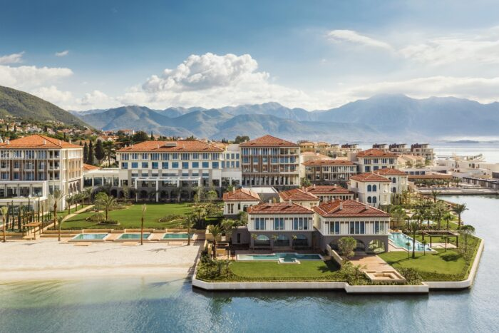 new one&only montenegro hotel openings