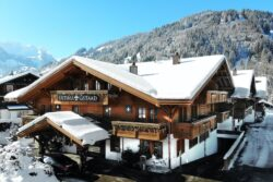 Ultima Gstaad Hotel, Residences, Restaurant, Spa & Clinic-min