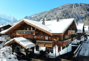 ultima collection gstaad exterior
