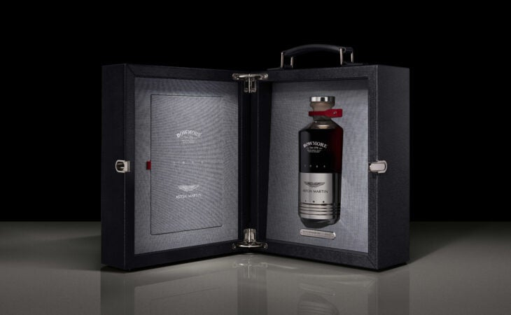 Black Bowmore DB5